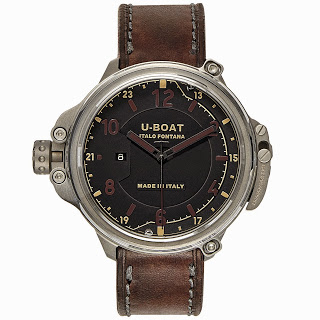 U-BOAT Batisfera AKA the CAPSULE Watch 01